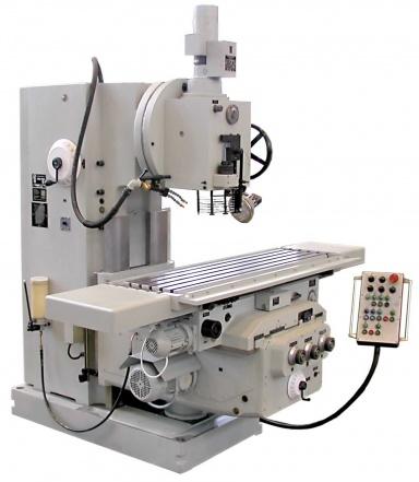 Вертикально-фрезерный станок FSS450MR (FSS450R, FSS400MR) аналог 6Т13
