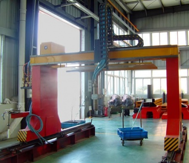 Станок CNCDHG для газовой резки металлических плит большой толщины