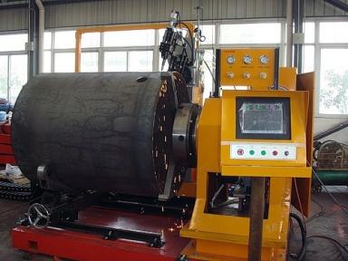 Станок CNCXG с ЧПУ для резки труб больших диаметров