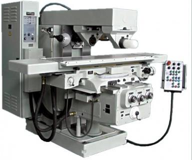 Горизонтальный консольно-фрезерный станок с крестовым столом FW400MR