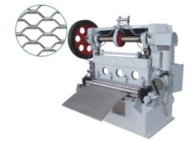 Станок по производству просечно-вытяжного листа XF-150-1250