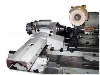 Приспособление для заточки инструмента по спирали 3Е642Е.П28