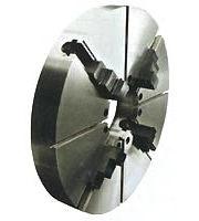 Токарные патроны 4-х кулачковые с независимым перемещением кулачков