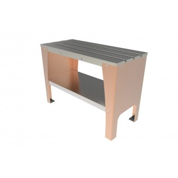 Промышленный стол SMW 1110 STANDART (Чехия, SYSTEM MANAGEMENT WELFARE S.R.O.)