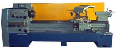 Токарно-винторезный станок 1В625 (РМЦ1000)