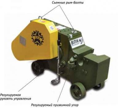 Станок для резки арматуры Р-40