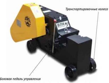 Станок для резки арматуры Р-50