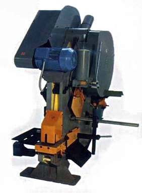 Пресс-ножницы комбинированные НГ 5222 (сортовые ножницы)