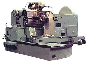 Полуавтомат зубострогальный для конических колес с прямыми зубъями 5С286П